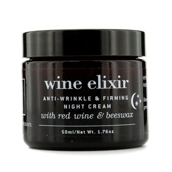 Wine Elixir Укрепляющий Ночной Крем против Морщин 50ml/1.76oz