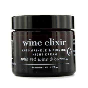 Apivita Wine Elixir Anti-Wrinkle & Firming Night Cream-50ml/1.76oz
