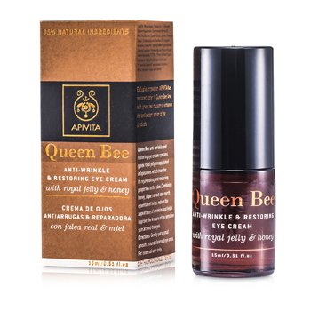 ApivitaQueen Bee Crema de Ojos Restauradora & Anti Arrugas 15ml/0.51oz