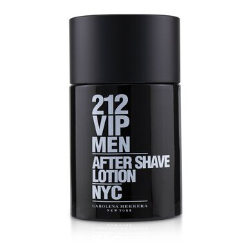 Carolina Herrera 212 VIP After Shave Lotion 100ml/3.4oz  men