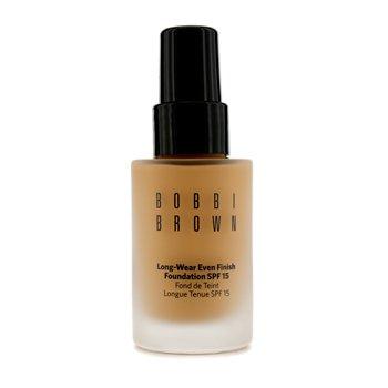 Bobbi Brown Long Wear Even Finish Foundation SPF 15 - Alas Bedak - # 5.5 Warm Honey  30ml/1oz