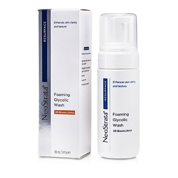 Neostrata Foaming Glycolic Wash  100ml/3.4oz