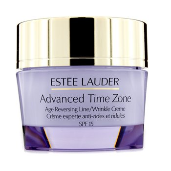 Estee LauderAdvanced Time Zone Age Reversing Line/ Wrinkle Creme SPF 15 (For Dry Skin) 50ml/1.7oz