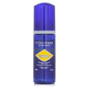 L'Occitane Immortelle Precious Cleansing Foam 27MPI50II3  150ml/5.1oz