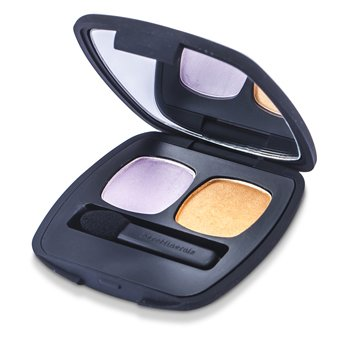 Bare Escentuals BareMinerals Ready Eyeshadow 2.0 - The Phenomenon (# Azure Iris, # Golden Iris)  3g/0.1oz