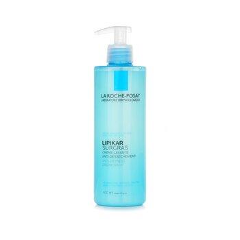 La Roche PosayLipikar Surgras Concentrated Shower-Cream 400ml/13.5oz