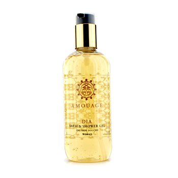 AmouageDia Bath & Shower Gel 300ml/10oz