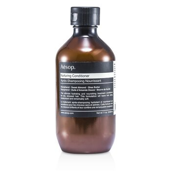 Aesop Nurturing Conditioner (For Dry& Stressed or Chemically Treated Hair) 200ml/7.1oz