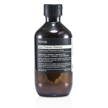Aesop Colour Protection Shampoo (For Coloured Hair) 200ml/6.8oz