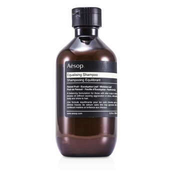 Equalising Shampoo (To Balance The Scalp)