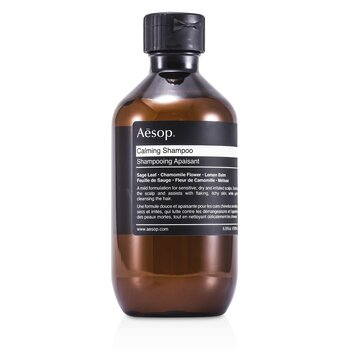 Aesop Calming Shampoo (For Dry, Itchy, Flaky Scalps)  200ml/6.8oz