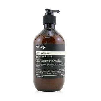 AesopCalming Shampoo (For Dry, Itchy, Flaky Scalps) 500ml/16.9oz