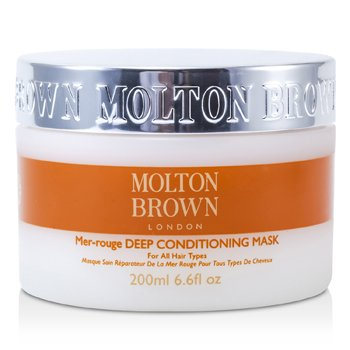Molton Brown Mascarilla Acondicionadora Profunda Mar Rojo  200ml/6.6oz