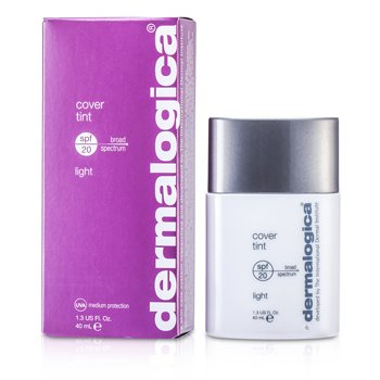 Dermalogica Cover Tint Creamy Foundation SPF 20 - # Light  40ml/1.3oz