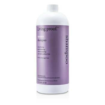 Living Proof Restore Shampoo (For Dry or Damaged Hair) (Salon Product)  1000ml/32oz