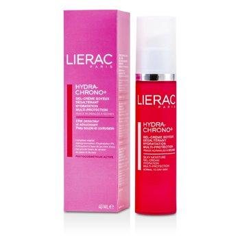 Lierac Hydra-Chrono Crema Gel Hidratante Suave (Piel Normal y Seca)  40ml/1.4oz