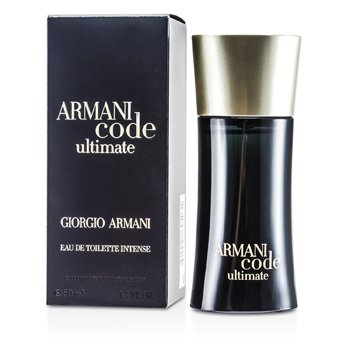 Giorgio ArmaniArmani Code Ultimate Eau De Toilette Intense Spray 50ml/1.7oz