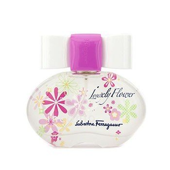 Salvatore Ferragamo Incanto Lovely Flower Eau De Toilette Spray  50ml/1.7oz