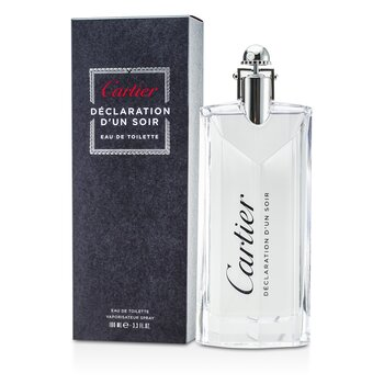 CartierDeclaration d'Un Soir Eau De Toilette Spray 100ml/3.3oz