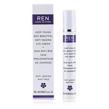 RenKeep Young And Beautiful Crema de Ojos Antienvejecimiento 15ml/0.5oz