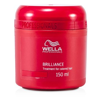 WellaBrilliance Tratamiento (Cabello Te�ido) 150ml/5oz