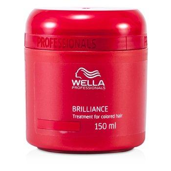 Wella Brilliance Tratamiento (Cabello Te�ido)  150ml/5oz