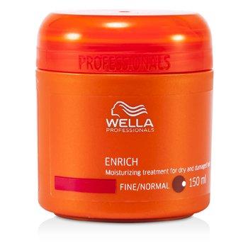 Wella Tratamiento Hidratante para cabellos Secos y Da�ados (Finos/Normales)  150ml/5oz