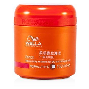 Wella Tratamiento Hidratante Cabellos secos y Da�ados (Normales/Gruesos)  150ml/5oz