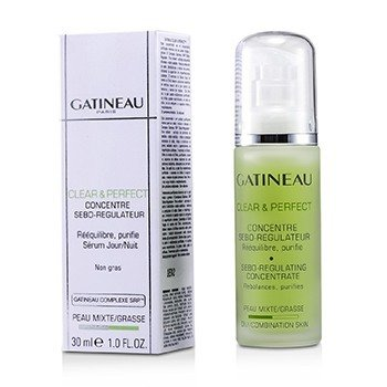 GatineauClear & Perfect Sebo-Regulating Concentrate (For Oily/ Combination Skin) 30ml/1oz