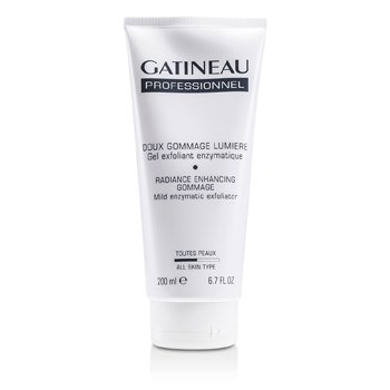Gatineau Radiance Enhancing Gommage (For All Skin Type) (Salon Size)  200ml/6.7oz