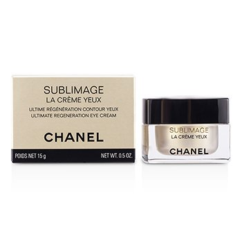 ChanelSublimage Ultimate Crema de Ojos Regeneradora 15g/0.5oz