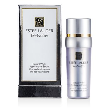 Est�e LauderSoro Re-Nutriv Radiant White Age-Renewal Serum Y0EL 30ml/1oz