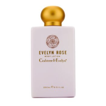 Crabtree & EvelynEvelyn Rose Body Lotion 250ml/8.5oz