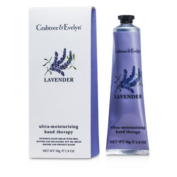 Crabtree & EvelynLavender Ultra-Moisturising Hand Therapy 50g/1.8oz