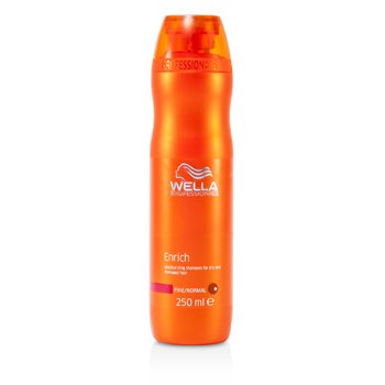WellaEnrich Moisturizing Shampoo For Dry & Damaged Hair (Fine/Normal) 250ml/8.4oz