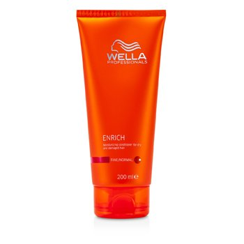 WellaEnrich Moisturizing Conditioner For Dry & Damaged Hair (Fine/Normal) 200ml/6.7oz