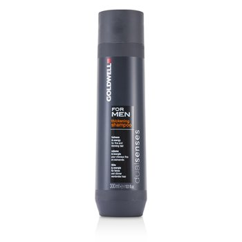 GoldwellDual Senses For Men Thickening Shampoo (For Fine and Thinning Hair) 300ml/10.1oz