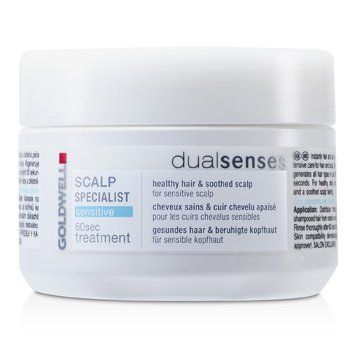 Goldwell Dual Senses Scalp Specialist Sensitive Tratamiento 60 Seg (Para Cuero Cabelludo Sensible)  200ml/6.7oz