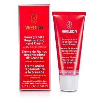 Weleda Pomegranate Regenerating Hand Cream  50ml/1.7oz