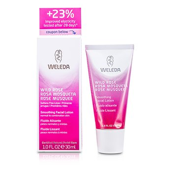 Weleda Wild Rose Smoothing Facial Lotion For Normal To Combination Skin  30ml/1oz
