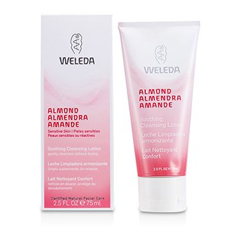 WeledaAlmond Soothing Cleansing Lotion For Sensitive Skin 75ml/2.5oz