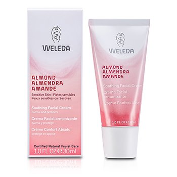 WeledaAlmond Soothing Facial Cream For Sensitive Skin 30ml/1oz