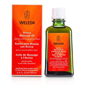 Weleda Arnica Massage Oil  100ml/3.4oz
