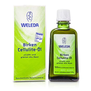 Weleda Birch Cellulite Oil 100ml/3.4oz