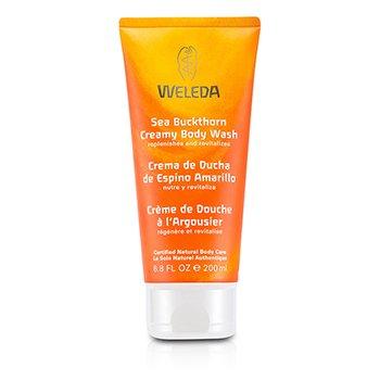 WeledaSea Buckthorn Creamy Body Wash 200ml/6.8oz