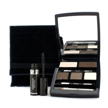 Christian Dior Dior Celebration Collection Makeup Palette For The Eyes: 2x Eyeshadow, 1x Glow, 1x Serum  Primer...  -