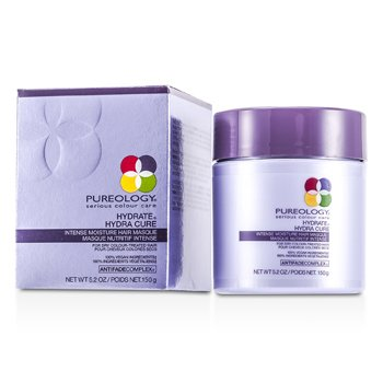 Pureology Hydrate Hydra Cure Intense Moisture Hair Masque (For Dry Colour-Treated Hair)  150g/5.2oz