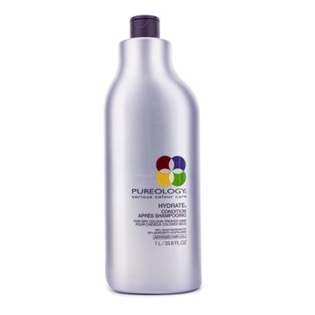 PureologyHydrate Condition (For Dry Colour-Treated Hair) (New Packaging) 1000ml/33.8oz