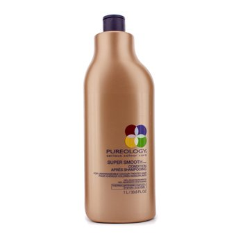 Pureology Super Smooth Condition (For Unmanageable Colour-Treated Hair) (New Packaging)  1000ml/33.8oz