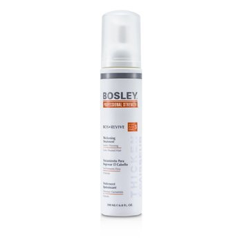 Bosley Professional Strength Bos Revive Thickening Treatment (For Visibly Thinning Color-Treated Hair)  200ml/6.8oz